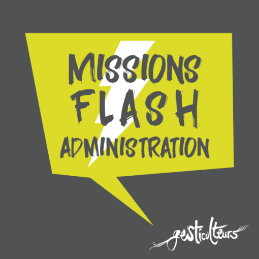 Missions Flash Administration
